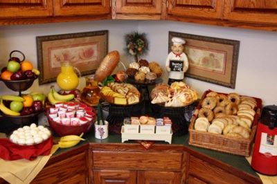 Enjoy Our Complimentary Breakfast 19 of 21