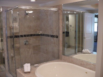 Bridal Suite Jacuzzi And Shower 5 of 9