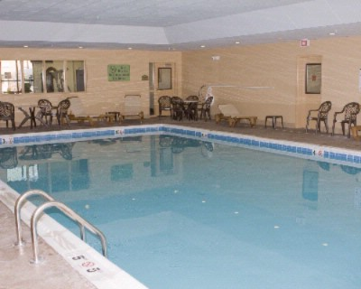 Indoor Pool. 9 of 12