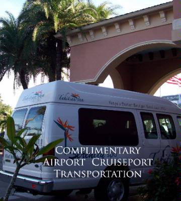 Cruise Guests: Complimentary Shuttle To Port 12 of 15