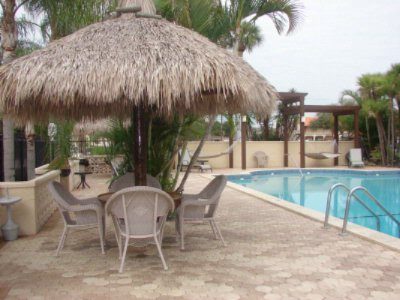 Pool Side Tiki Bar -The Torch 5 of 15