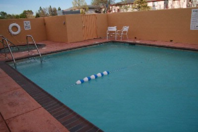 Outdoor Heated Pool And Spa 6 of 27
