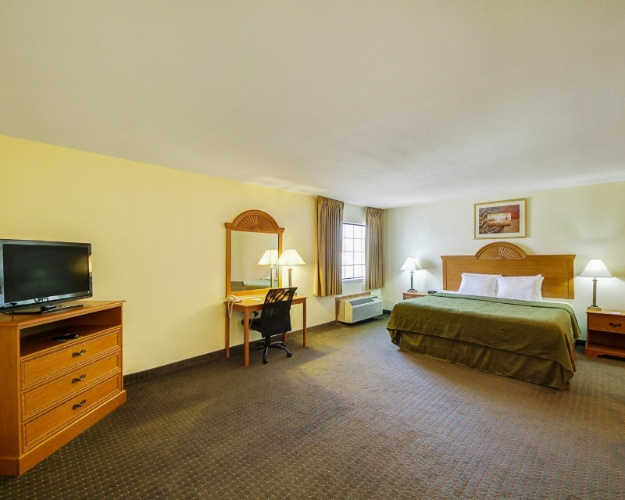 1 King Suite With Wet Bar & Sofa-Sleeper 9 of 26