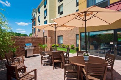 Our Patio Features Seating And A Grill For Guest Use! 8 of 10