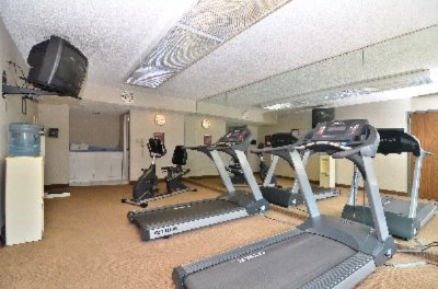 Clarion Hotel Fitness Center 21 of 29
