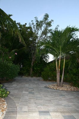 Lush Landscaping And Meandering Paths 6 of 30