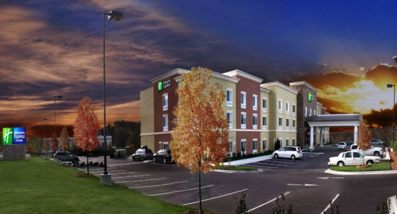 Image of Holiday Inn Express Hotel & Suites Matthews East