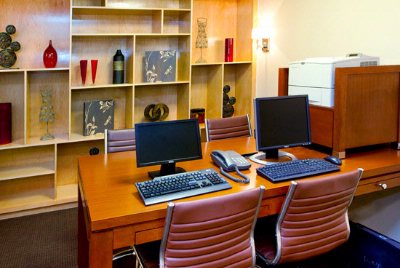 We Have A Business Center On-Site For Your Convenience 10 of 16