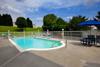 The Outdoor Pool & Deck Area 14 of 16