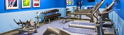 24-Hour Fitness Center 5 of 16