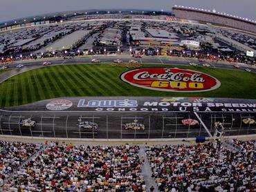 Lowes Motor Speedway 9 of 23