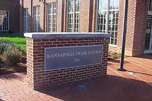 Kannapolis Amtrak Station 13 of 23