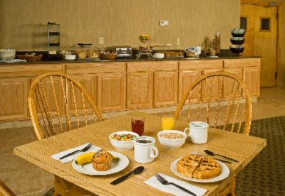 Deluxe Continental Breakfast 4 of 10