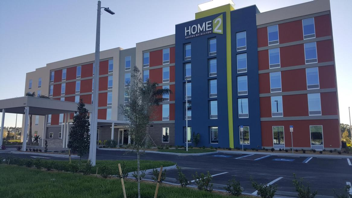 Home2 Suites By Hilton Brandon Tampa Fl 10323 Palm River Rd 33619