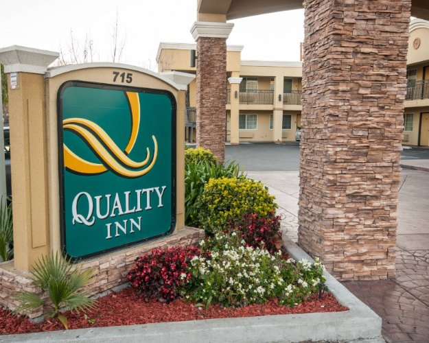 Image of Quality Inn Chico