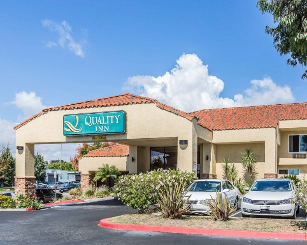 Quality Inn Near Long Beach Airport 1 of 27