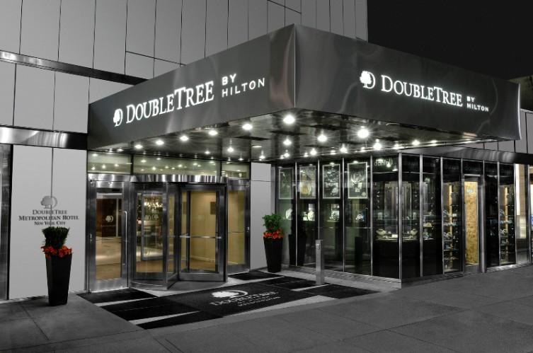 Doubletree By Hilton Metropolitan Hotel 569 Lexington Ave New York Ny 10022
