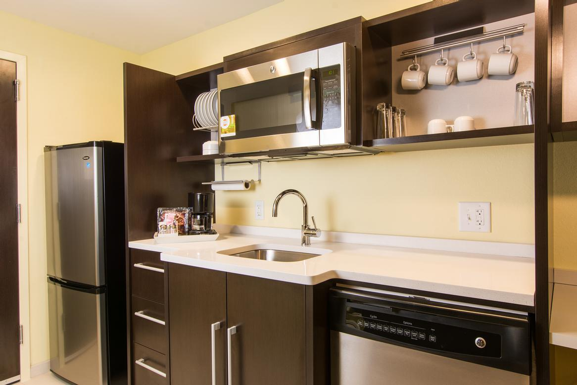 All Hotel Suites Have Kitchens 20 of 26