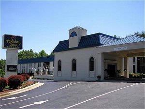 Image of Comfort Inn Martinsville