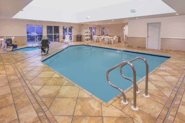 Indoor Pool And Whirlpool 8 of 13