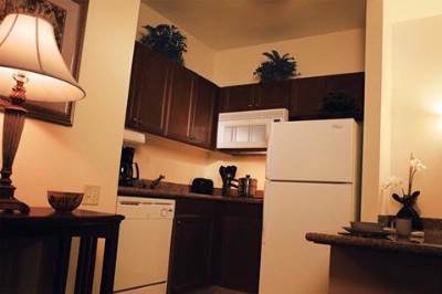 All Rooms Come With A Full Kitchenette 5 of 16