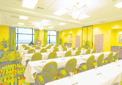 Ocean Sands-Meeting Room Set Up 9 of 11