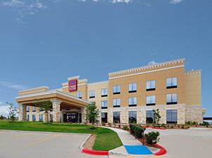 Comfort Suites Pflugerville North Austin 1 of 18