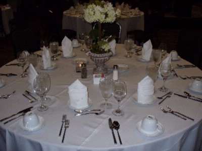 Set Banquet Table 7 of 16