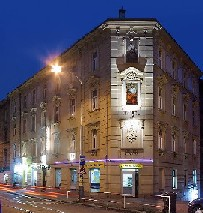 Hotel Golden City Garni