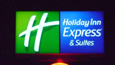 Holiday Inn Express Sign 13 of 13