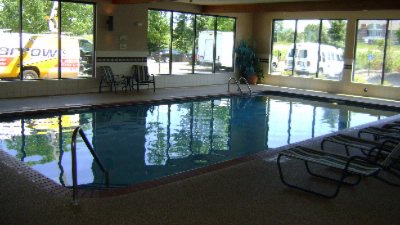Largest Indoor Heated Hotel Pool In Eagan!!! 5 of 13