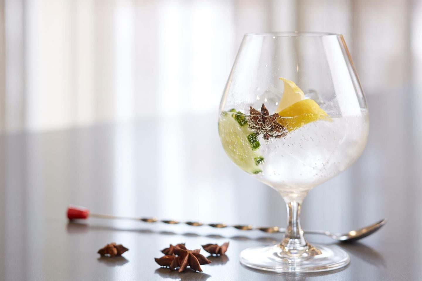 Our Signature Cocktail -Gintonic 9 of 14
