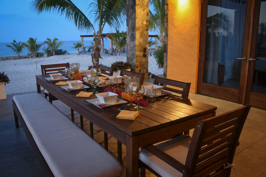 Evening Dining At Villa De Trinitaria 23 of 29