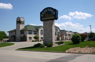 Extended Airport Hotel 1639 Commanche Ave Green Bay Wi 54313