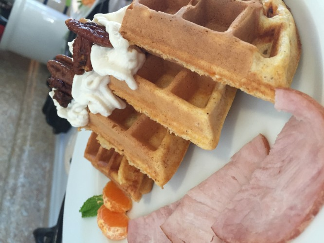 Sweet Potato Waffles 10 of 15