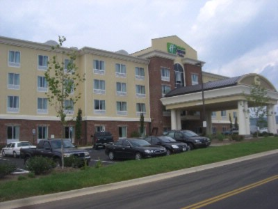 Holiday Inn Expres Enterance 2 of 11