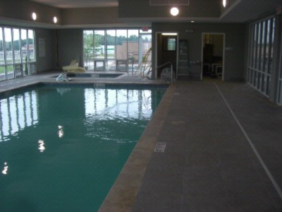 Indoor Pool And Spa (Heated Salt Water) 6 of 11
