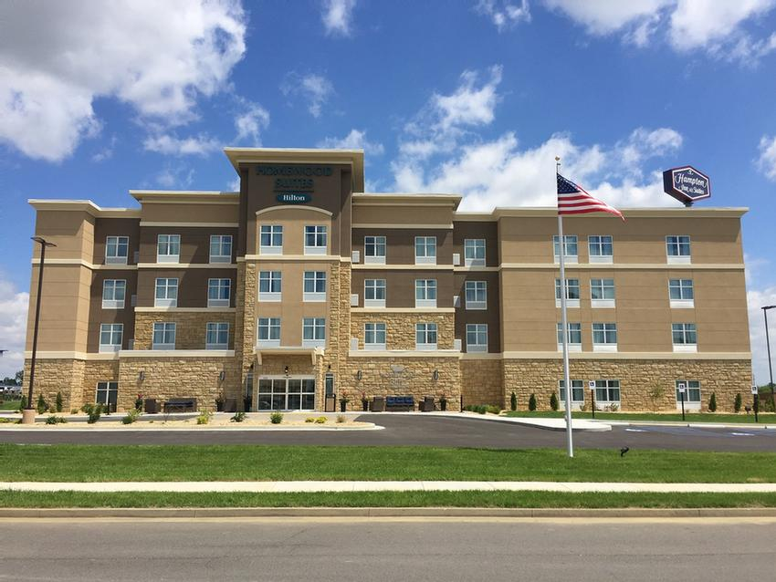 Homewood Suites by Hilton Paducah 1 of 11