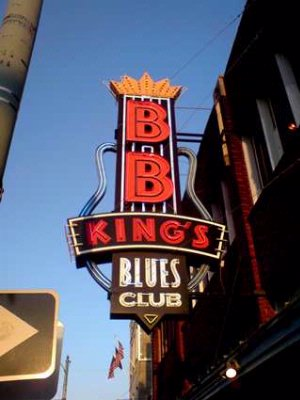 Beale Street -B.b. King\'s Cafe 5 of 20