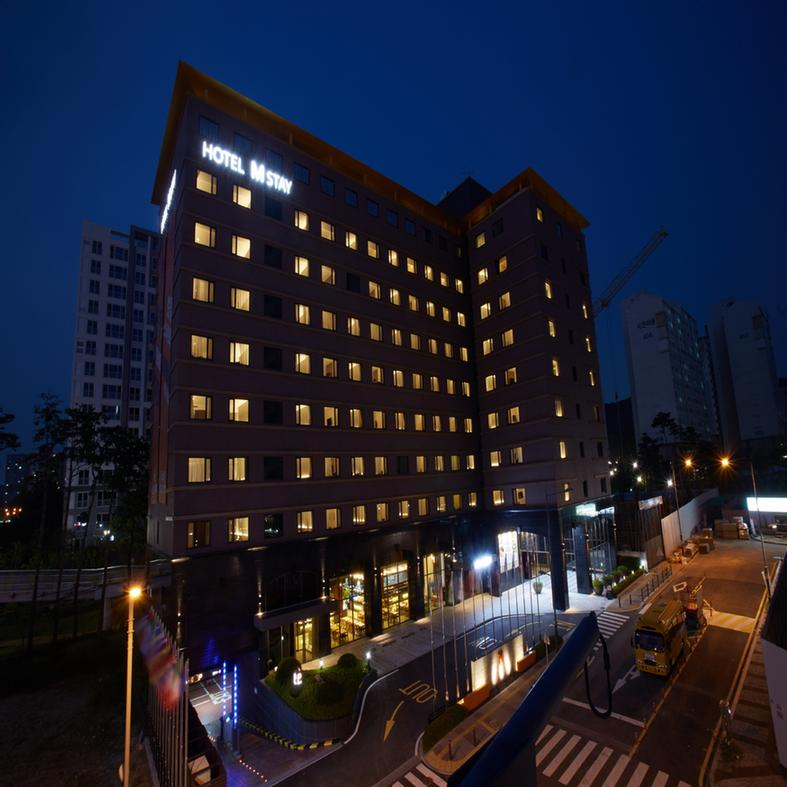 Mstay Hotel Giheung 1 of 11