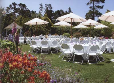 The Garden Gazebo -An Outdoor Venue 6 of 11