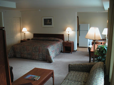 Rooms Are Spacious And Nicely Appointed 5 of 5