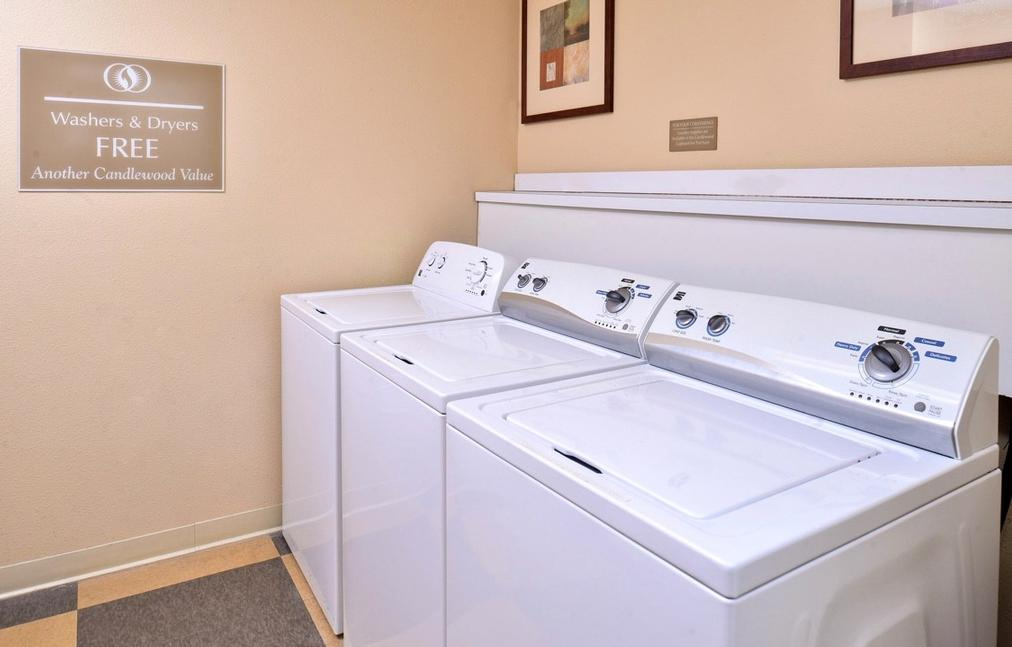 Complimentary Guest Laundry Area 14 of 17