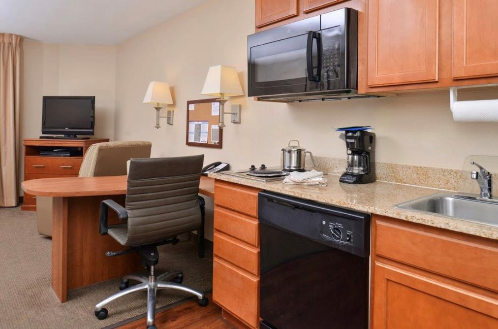 Kitchenette In All Rooms 8 of 17