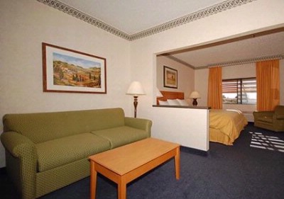 Junior Suites With King Bed And Pull Out Bed 4 of 7