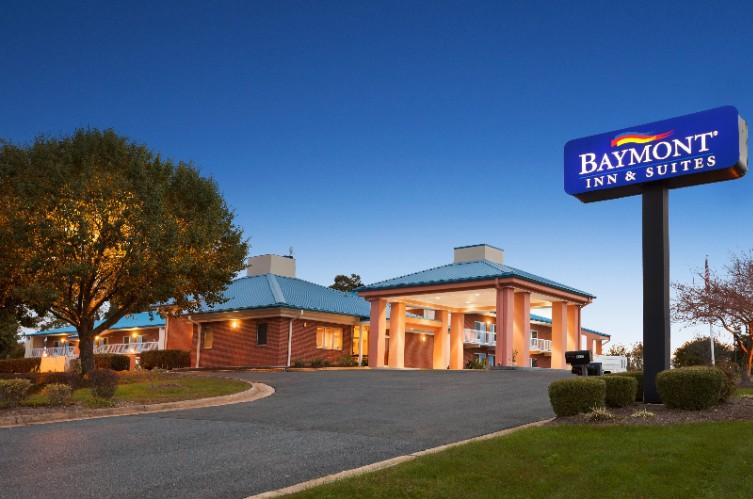 Baymont Inn Suites Waron 7379 Comfort Dr Va 20187