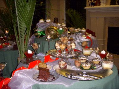 Dessert Catering Station 14 of 16