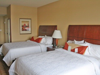 Double Queen Bedroom With Evolution Bedding Free High-Speed Internet Access And 32 11 of 19
