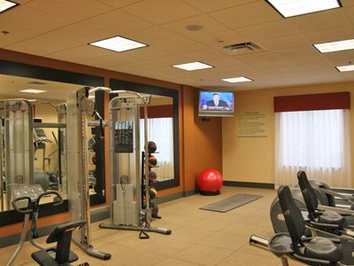 Fitness Center With Cardio And Weight Lifting Equipment To Continue Your Routine While Away From Home. 13 of 19