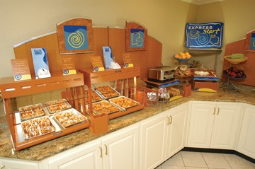 Daily Complimentary Hot Breakfast Buffet 9 of 10